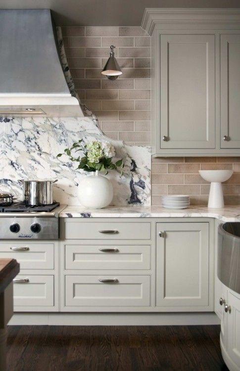 2014003-marble counter and backsplash