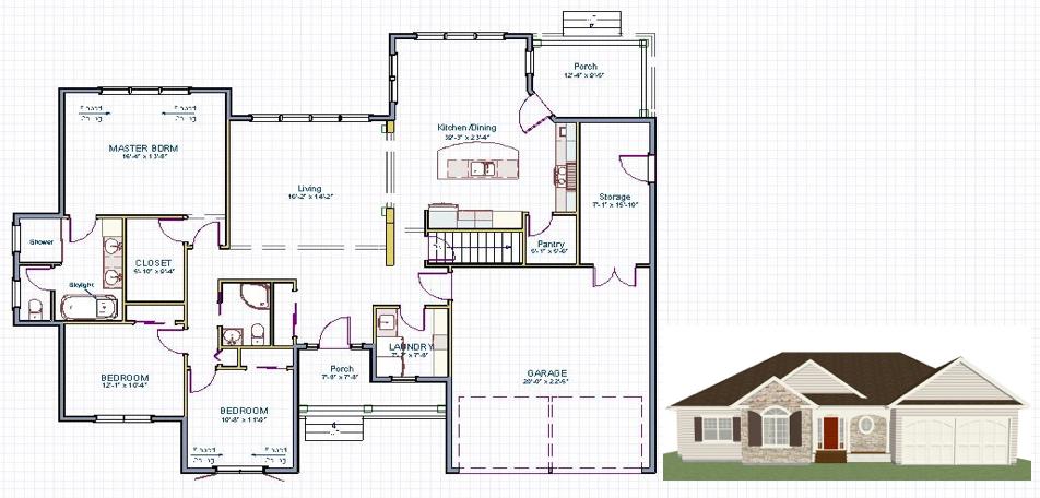 2015001 Floor Plan